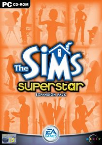 The Sims: Super Star Expansion Pack (PC)