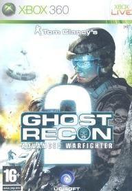 Tom Clancy's: Ghost Recon Advanced Warfighter 2 (Xbox 360)
