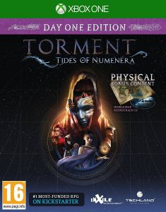 Torment: Tides of Numenera - Day One Edition (Xbox One)