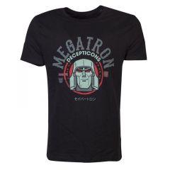 Transformers Decepticons Megatron T-Shirt - Small