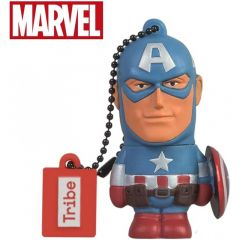 Tribe Captain America 32GB Original Marvel Flash Drive 2.0
