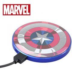 Tribe Power Bank 4000 MAh Captain America Logo
