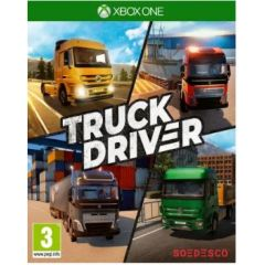 Truck Driver (Xbox One)