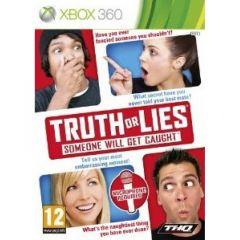 Truth or Lies (Xbox 360)