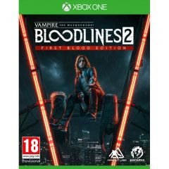 Vampire: The Masquerade - Bloodlines 2 First Blood Edition (Xbox One)