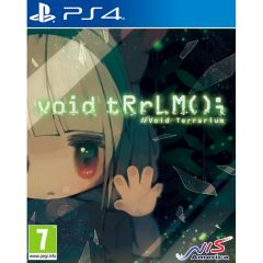 Void tRrLM(); //Void Terrarium - Limited Edition (PS4)