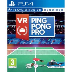 VR Ping Pong Pro (PS4 PSVR)