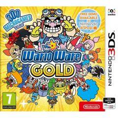 Warioware Gold (3DS)