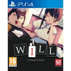 Will: A Wonderful World (PS4)