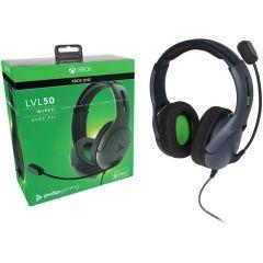 Xbox LVL50 Wired Headset - Grey (Xbox One)