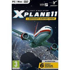 X-Plane 11 And Aerosoft Airport Pack (PC)