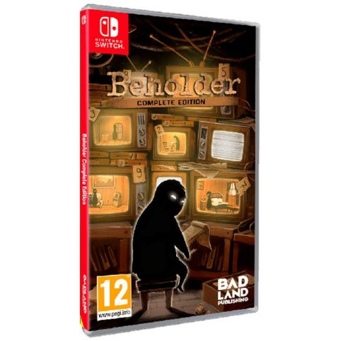 Beholder: Complete Edition (Switch)