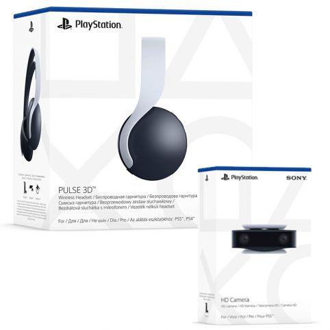 PlayStation 5 Pulse Headset & HD Camera (PS5)