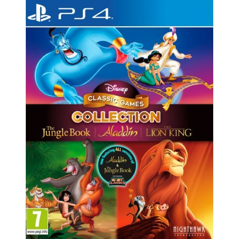 Disney Classic Games: Definitive Edition (PS4)