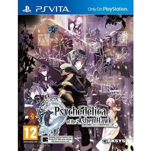 Psychedelica of the Ashen Hawk (PS Vita)