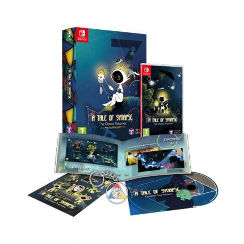 A Tale of Synapse Collector's Edition (Switch)