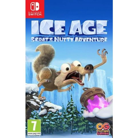 Ice Age: Scrat's Nutty Adventure [Code In A Box] (Switch)