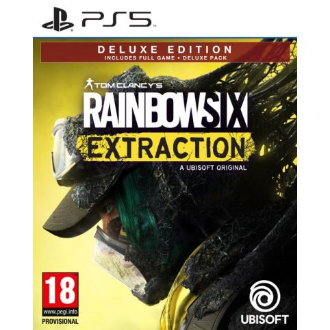 Tom Clancy's Rainbow Six: Extraction - Deluxe Edition (PS5)