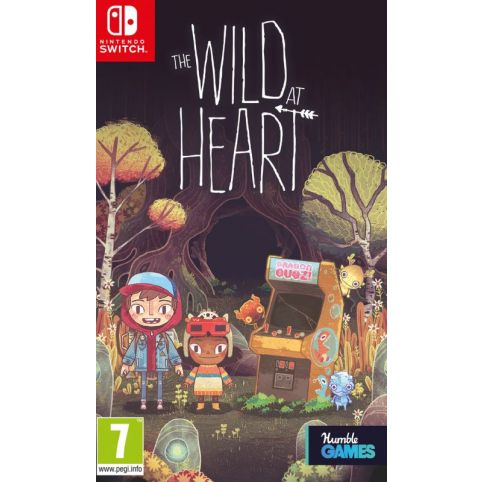 The Wild At Heart (Switch)
