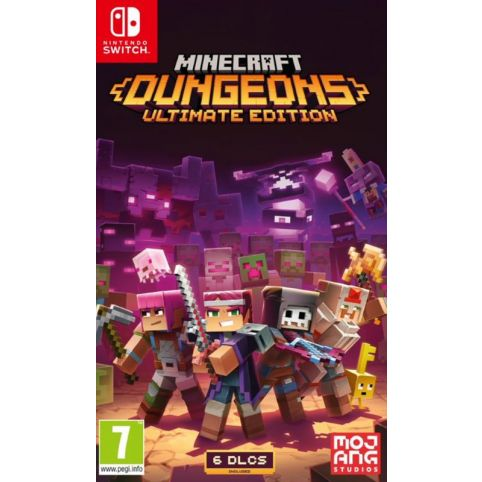 Minecraft Dungeons Ultimate Edition (Switch)