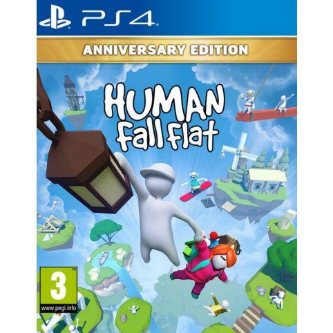 Human Fall Flat - Anniversary Edition (PS4)