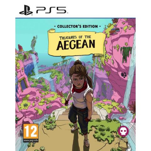 Treasures Of The Aegean - Collector's Edition (PS5)