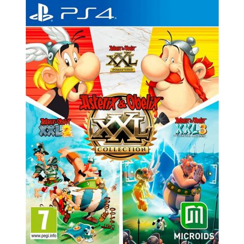 Asterix & Obelix - XXL Collection (PS4)
