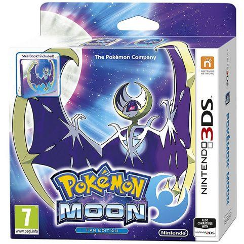 Pokemon Moon - Fan Edition with Steelbook (3DS)