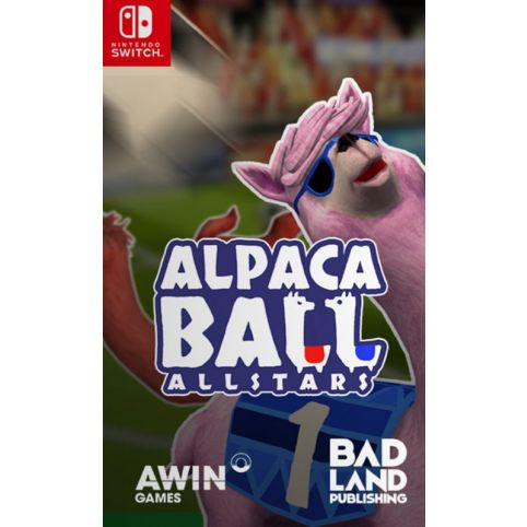 "Alpaca Ball ""All-Stars"" (Switch)"