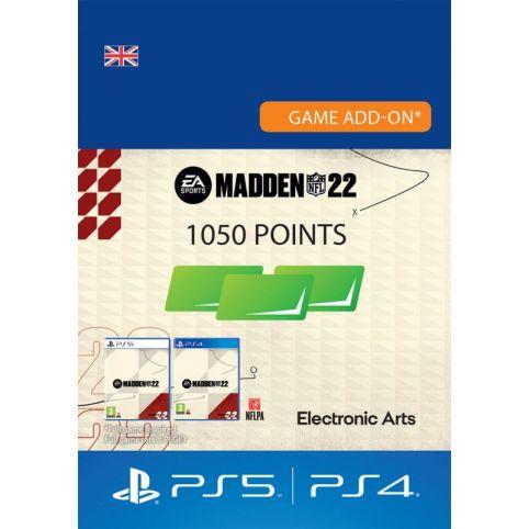 MADDEN NFL 22 - 1050 Madden Points - UK account