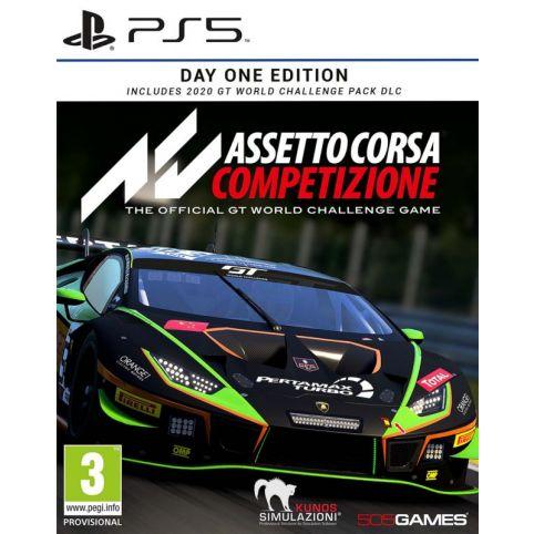 Assetto Corsa Competizione - Day One Edition (PS5)