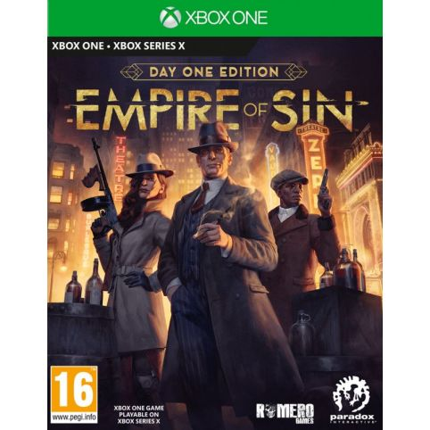 Empire Of Sin (Xbox One)