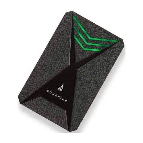 SureFire GX3 Gaming HDD USB 3.2 1TB Black