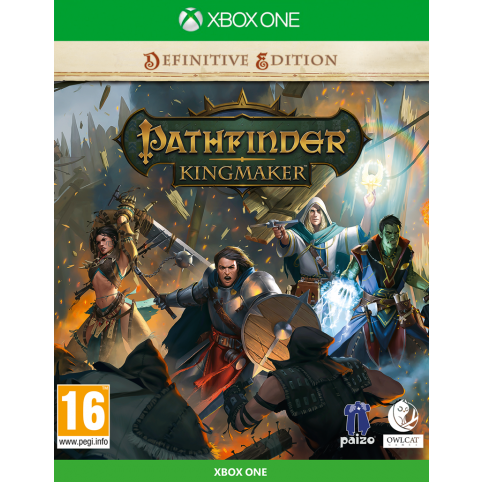 Pathfinder: Kingmaker Definitive Edition (Xbox One)