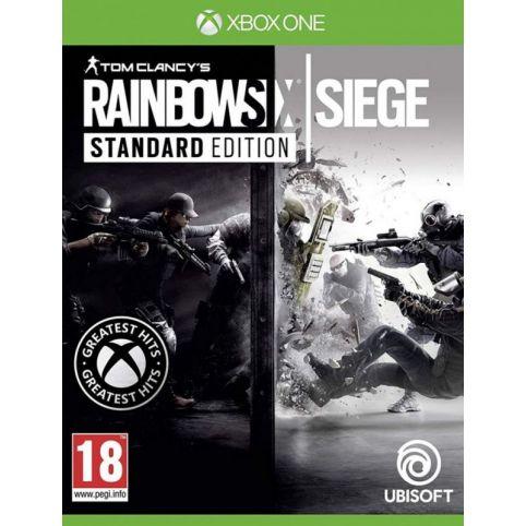 Tom Clancy's Rainbow Six Siege: Standard Edition (Xbox One)