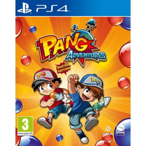 Pang Adventures: Buster Edition (PS4)