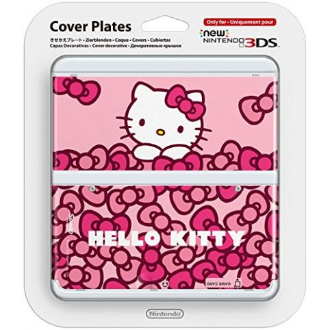 New Nintendo 3DS Cover Plate - Hello Kitty (3DS)