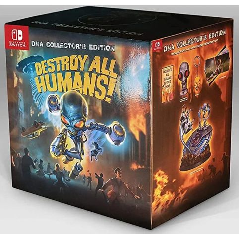 Destroy All Humans! DNA Collector's Edition (Switch)