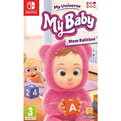 My Universe: My Baby - New Edition (Switch)