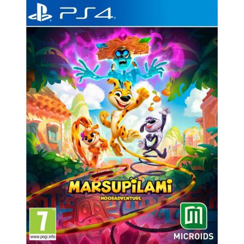 Marsupilami: Hoobadventure - Tropical Edition (PS4)