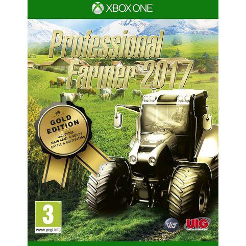 Professional Farmer 2017 - Gold Edition (Xbox One)