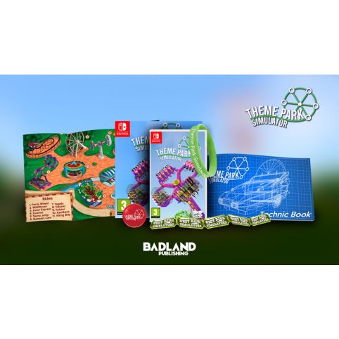 Theme Park Simulator Collector's Edition (Switch)