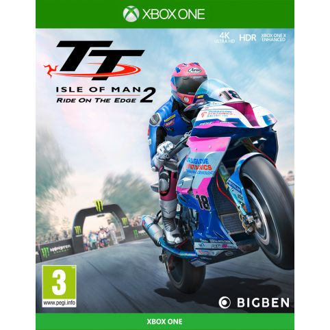 TT Isle Of Man: Ride On The Edge 2 (Xbox One)