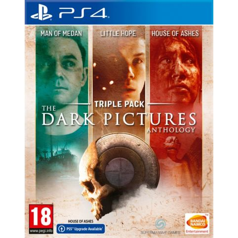 The Dark Pictures Anthology - Triple Pack (PS4)