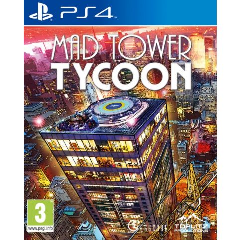 Mad Tower Tycoon (PS4)