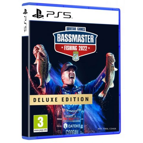 Bassmaster Fishing 2022 Deluxe (PS5)
