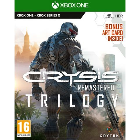 Crysis Remastered Trilogy (Xbox One)