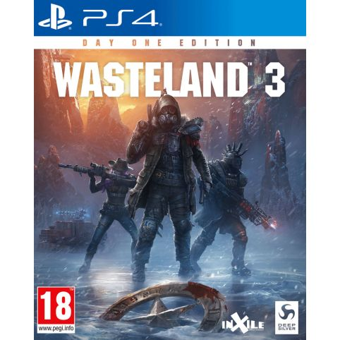 Wasteland 3: Day One Edition (PS4)
