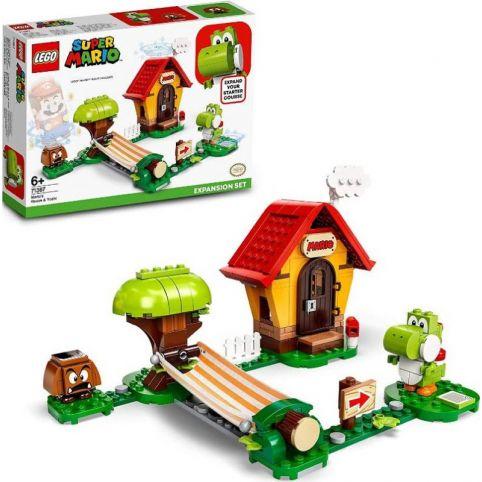 Lego Super Mario House & Yoshi Expansion Set