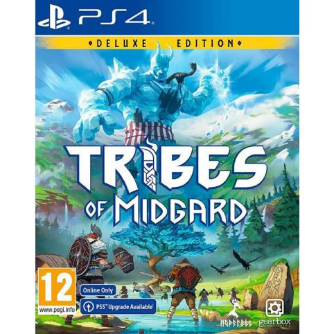 Tribes Of Midgard - Deluxe Edition (PS4)